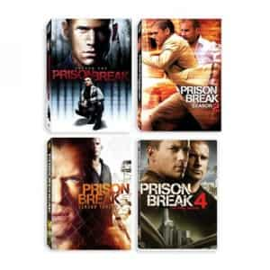 Prison Break Boxset İndir Türkçe Dublaj Sezon 1-2-3-4-5 | DUAL
