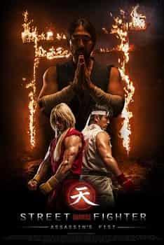 Street Fighter: Suikastçi Tekniği Türkçe Dublaj