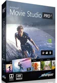 Ashampoo Movie Studio Pro Full 3.0.3 Türkçe indir