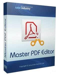 Master PDF Editor PDF Türkçe 5.4.38 indir