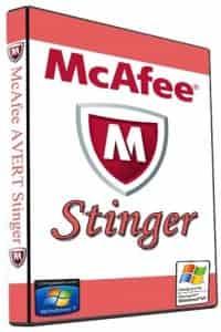 McAfee Stinger İndir 12.1.0.3002 32×64 bit indir