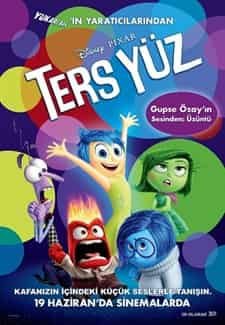 Inside Out – Ters Yüz | 1080p 3D BluRay DUAL | 2015