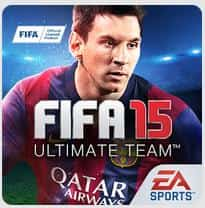 FİFA 15 Ultimate Team APK indir