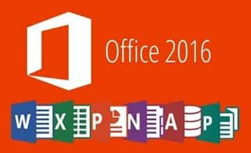 Office 2016 Türkçe Full indir
