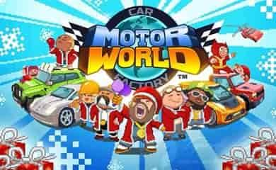 Motor World Car Factory APK indir