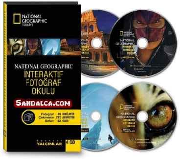 National Geographic İnteraktif Fotoğraf Okulu Türkçe İndir