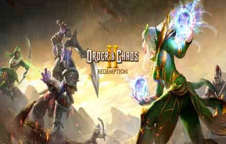 Order & Chaos 2 Redemption APK indir
