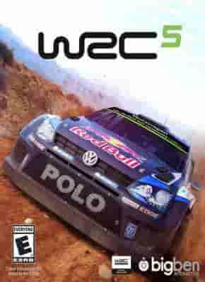 WRC 5 FIA World Rally Championship Full PC İndir
