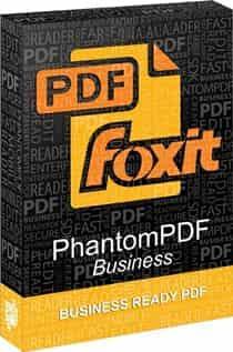 Foxit PhantomPDF Business Full v9.7.1.29511 indir
