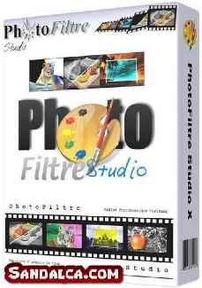 PhotoFiltre Studio X Full indir v10.14.1