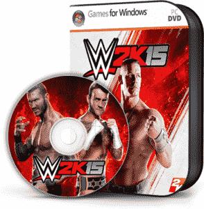 WWE 2K15 2015 PC + Torrent – Reloaded Full + DLC + Update