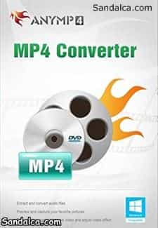 AnyMP4 MP4 Converter Full indir