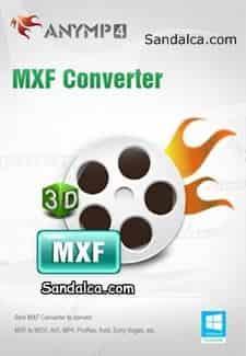 AnyMP4 MXF Converter Full indir