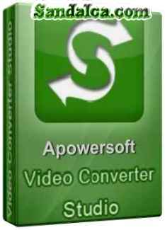 Apowersoft Video Converter Studio Full indir v4.8.5.1
