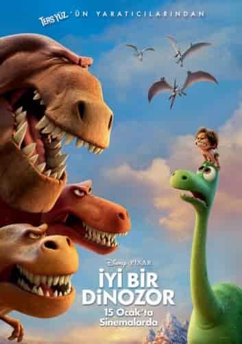 İyi Bir Dinozor – The Good Dinosaur Türkçe Dublaj | 1080p DUAL | 2015