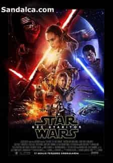 Star Wars 7: Güç Uyanıyor Türkçe Dublaj indir