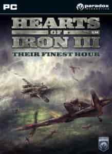 Hearts Of İron 3 Their Finest Hour Full Türkçe indir