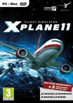 X PLANE 11 İndir PC – DLC – Simulasyon Oyunu