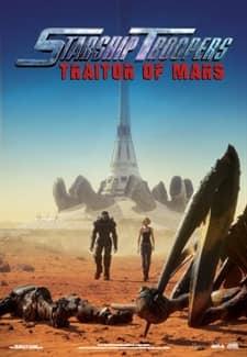 Yıldız Gemisi Askerleri: Mars'taki Hain Türkçe Dublaj indir