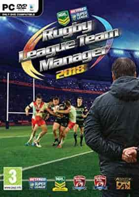 Rugby League Team Manager 2018 Full indir