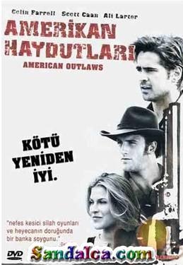 Amerikan Haydutları - American Outlaws Türkçe Dublaj indir