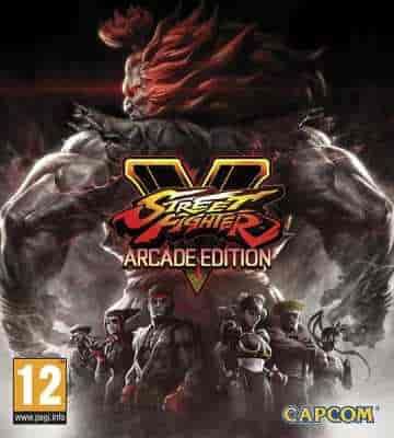 Street Fighter V Arcade Edition Full İndir