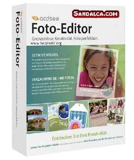 ACDSee Photo Editor Full indir v11.1 Build 105