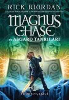 Rick Riordan – Magnus Chase ve Asgard Tanrıları 2 - Thor'un Çekici PDF indir