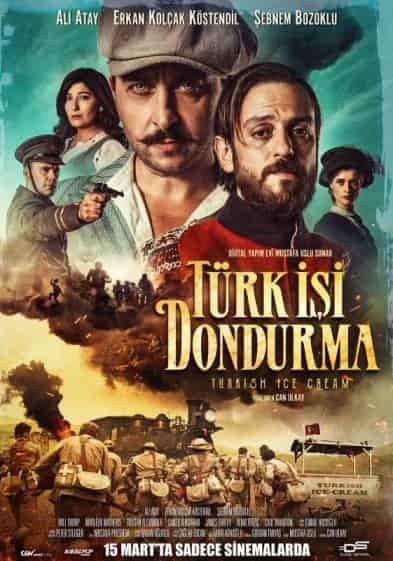 Türk İşi Dondurma – Türkish'i Dondurma   Yerli Film   2019