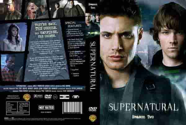Supernatural 2. Sezon indir | Türkçe Dublaj | 720p