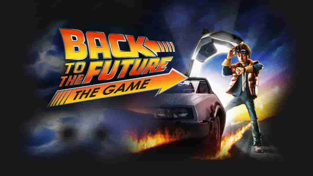 Back To The Future The Game Episode 1-2-3-4-5 Türkçe Full indir