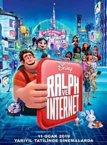 Oyunbozan Ralph 2: Ralph ve İnternet   1080p DUAL   2018