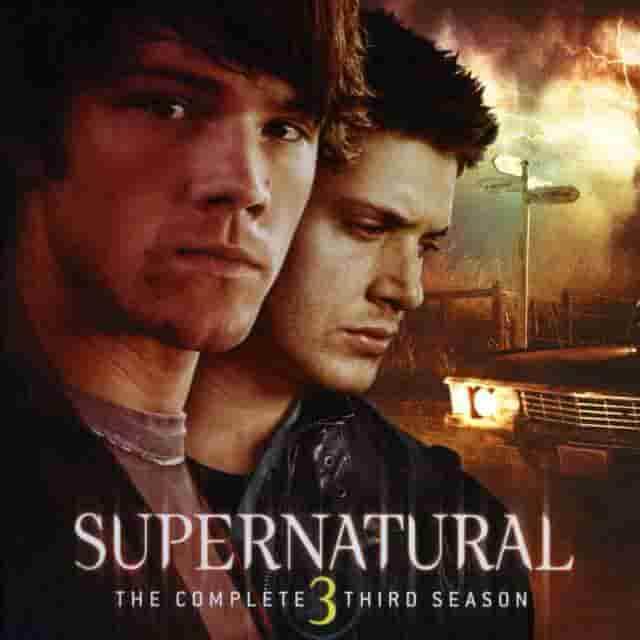 Supernatural 3. Sezon indir | Türkçe Dublaj | 720p