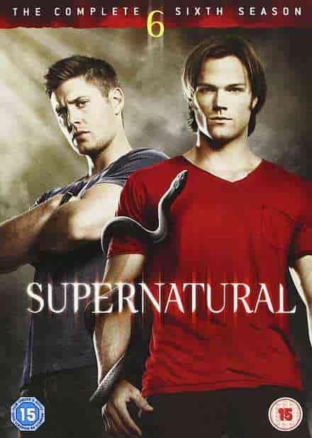 Supernatural 6. Sezon indir | Türkçe Dublaj | 720p