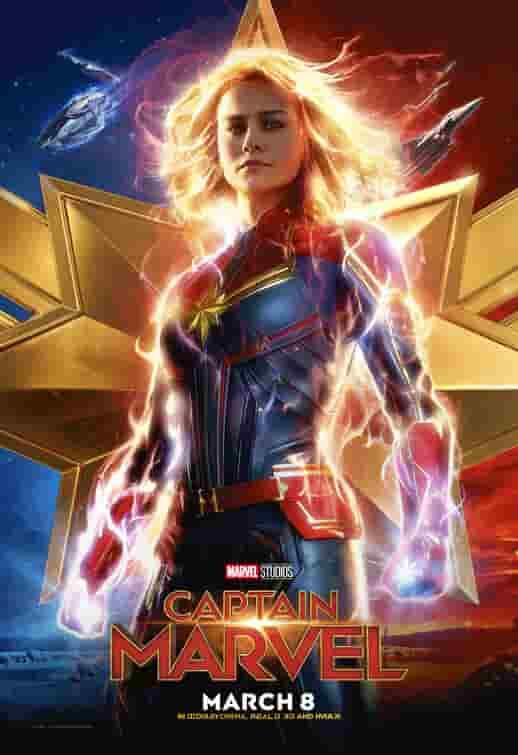 Kaptan Marvel – Captain Marvel Türkçe Dublaj indir | BDRip | 2019