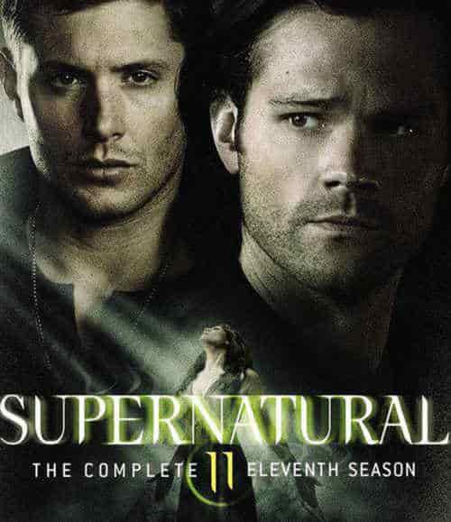 Supernatural 11. Sezon indir | Türkçe Dublaj | 720p