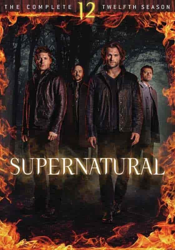 Supernatural 12. Sezon indir | Türkçe Dublaj | 720p