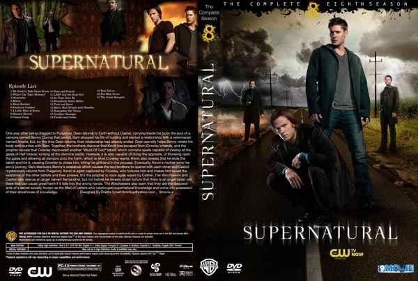 Supernatural 8. Sezon indir | Türkçe Dublaj | 720p