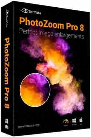 Benvista PhotoZoom Pro Türkçe Full indir