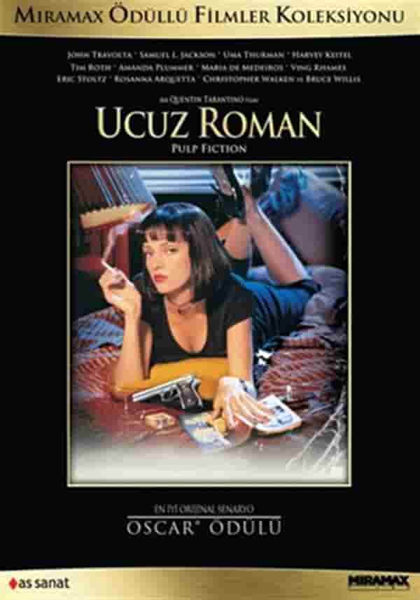 Ucuz Roman – Pulp Fiction | 1080p DUAL | 1994