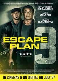 Kaçış Planı 3 – Escape Plan The Extractors   1080p BluRay DUAL   2019