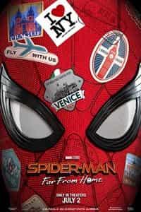 Örümcek Adam Evden Uzakta - Spider Man Far from Home