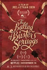 Vahşi Batı Hikayeleri – The Ballad of Buster Scruggs   1080p DUAL   2018