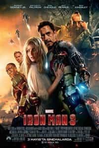 Demir Adam 3 – Iron Man 3 Türkçe Dublaj indir | 1080p | 2013