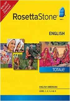 Rosetta Stone English American Level 1-5 FULL İngilizce Eğitim Seti indir