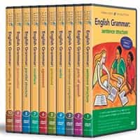 The Complete English Grammar Series – DVD Görsel Eğitim Seti indir