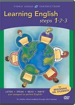 The Complete Learning English Steps 1-2-3 – DVD Görsel Eğitim Seti indir