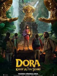 Dora ve Kayıp Altın Şehri – Dora and the Lost City of Gold | BDRip – 720p DUAL | 2019