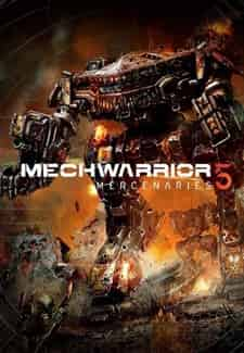 MechWarrior 5: Mercenaries Full PC Oyun indir