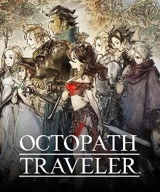 Octopath Traveler Full PC Oyun indir